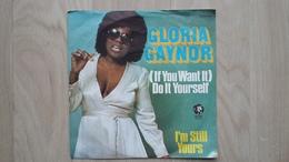 Vinyl-Single - Gloria Gaynor - (If You Want It) Do It Yourself - Soul - R&B