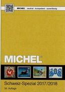 Schweiz Spezial Briefmarken Katalog MICHEL 2017/2018 Neu 66€ Mit Genf UNO Ämter Stamps Catalogues Of Helvetia/Swiss - Suiza