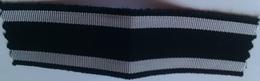 Cinta De Medalla Cruz De Hierro. 2ª Clase. Alemania. 1914-1918. I Guerra Mundial. Réplica - Alemania