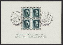"""Block 7, Pass. Sst """"Berlin"""", 20.04.1937 - Gebraucht"""