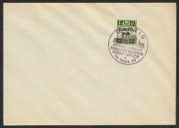 """721, Blankobrief Mit Sst """"Danzig"""", 19.09.1939 - Briefe U. Dokumente"""