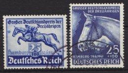 """746, 779, """"Blaues Band"""", 1940 Und 1941. O - Gebraucht"""