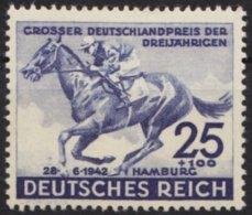 """814, """"Blaues Band"""", 1942, ** - Deutschland"""