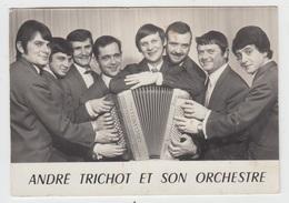 ANDRE TRICHOT Joue Sur ACCORDEON CRUCIANELLI PIERMARIA Et Enregistre Sur DISQUES D.M.F. - Musik Und Musikanten