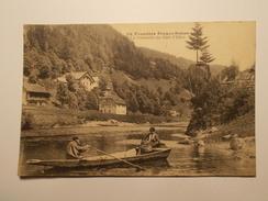 Carte Postale -  CHARMAUVILLERS (25) - La Verrerie Du Bief D'Etoz (1818) - Altri Comuni