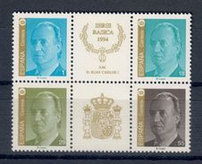 Spagna Nº 3305/08A Anno 1994 Don SM Juan Carlos Nuovi Fra.1029 - 1931-Oggi: 2. Rep. - ... Juan Carlos I