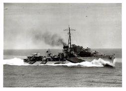 THE DESTROYER LAFOREY   12 *  18 Cm WARSHIP BATTLESHIP  Kriegsschiff BATEAU DE GUERRE - Barcos