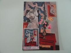 CARTE MAXIMUM CARD LE TORSE EN PLATRE DE MATISSE RAS AL KHAIMA - Moderni