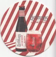 België - Liefmans  - Fruitesse On The Rocks - Ongebruikt - Bierviltjes