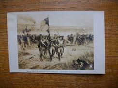 En Avant Pour La Patrie , Par Raymond Desvarreux , Salon De Paris 1910 - Altre Guerre