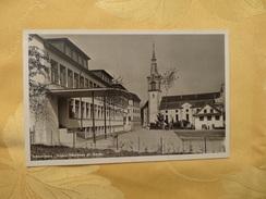 Schmerikon  -  Neues Schulhaus Und Kirche (5a) - SG St. Gallen