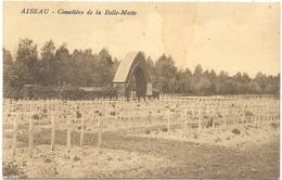 Aiseau NA2: Cimetière De La Belle-Motte - Aiseau-Presles