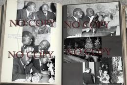 ALBUM De 377 Photographies Collection Privée De Bill Coleman Avec Louis Armstrong Ray Charles - Jazz Swing Blues 50s 60s - Célébrités