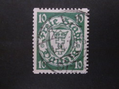 Danzig Nr. 194 D Gestempelt (C23) - Dantzig