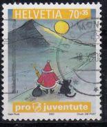 SUIZA 2001 Nº 1697 USADO - Usados
