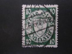 Danzig Nr. 194 D Gestempelt (C23)2 - Dantzig