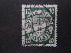 Danzig Nr. 194 D Gestempelt (C23)2 - Danzig