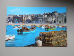ANGLETERRE CORNWALL / SCILLY ISLES ST. IVES VIEW FROM THE HARBOUR - St.Ives