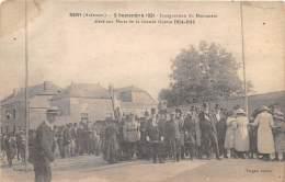 08 - ARDENNES / 081478 - Sery - Inauguration Du Monument - Beau Cliché Animé - Défaut - Otros Municipios