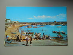 ANGLETERRE CORNWALL / SCILLY ISLES ST. IVES  HARBOUR BEACH - St.Ives