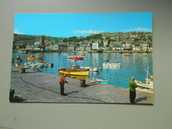 ANGLETERRE CORNWALL / SCILLY ISLES ST. IVES  THE HARBOUR - St.Ives