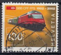 SUIZA 2002 Nº 1706 USADO - Usados