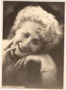 Photo Photographie Lyse Dépré Artiste Chanteuse R Marchand - Célébrités