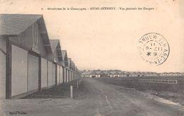 51 - Reims-Bétheny - Un Beau Panorama Des Hangars - Aérodrome De Champagne - Reims