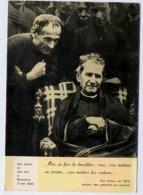 DON BOSCO ET DON RUA A BARCELONNE 3 MAI 1886 DON BOSCO PARLANT DES SALESIENS QUI SUIVRONT - Personajes Históricos