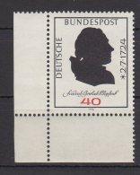BRD / 250. Geburtstag Von Friedrich Gottlieb Klopstock. / MiNr. 809 - Ungebraucht