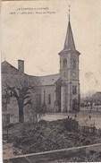 LAPLEAU Place De L Eglise - Autres Communes