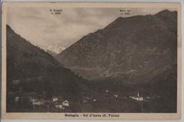Medeglis - Val D'Isone Ticino - Photo: A. Trüb - TI Tessin