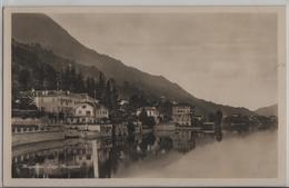 Magadino - Lago Maggiore - Photo: Max Künzli - TI Tessin