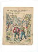 BOERS Transvaal Nederland Afrique Du Sud 3 Scans Protège-cahier Couverture 225 X 175  Passable RR. - Enfants