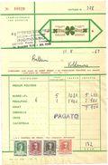 PREALPI  VARESE BURRO  FORMAGGIO  CACIOTTE ECT.------- X VARESE   X VOLDOMINO  LUINO 1967-- - Italia