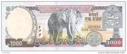 NEPAL P. 51 1000 R 2002 UNC - Nepal