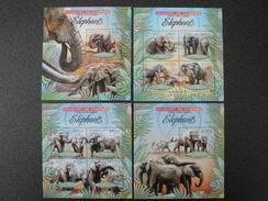 Uganda 2012 - Elephant - Ouganda (1962-...)