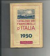 CATALOGO  ITALIA   1950  FRANCOBOLLI-- FILATELIA LOMBARDA--CON ANTICHI  STATI  SAN MARINO  VATICANO - Italia