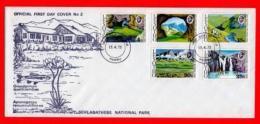 LESOTHO, 1975, Mint F.D.C., MI 178-182, Sehlabathebe National Park, F3415 - Lesotho (1966-...)