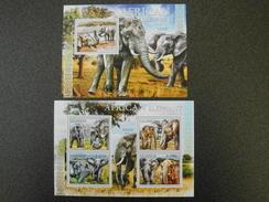 Uganda 2012 - Elephants - Ouganda (1962-...)