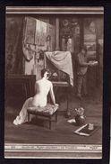 CPA - LE MODELE - Roger Jourdain - Salon 1911 - - Tableaux