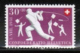 SWITZERLAND  Scott # B 204** VF MINT NH - Zwitserland