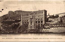 MONACO MUSEE OCEANOGRAPHIQUE - Ozeanographisches Museum