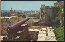 °°° 6514 - MALTA - GOZO - THE CITADEL - 1968 With Stamps °°° - Malta