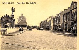 Eghezée - Rue De La Gare (animée, Delhaize Le Lion) - Eghezée