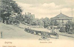 PIE 17-JM-6820 :  KEIGHLEY. DEVONSHIRE PARK - Angleterre