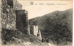HAUTE CORSE 20 B.VIZZAVONA  L ENTREE DU FORT - Francia