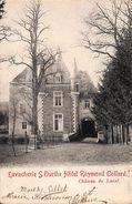 Lavacherie S/ Ourthe - Hôtel Raymond Collard (animée, 1905) - Sainte-Ode