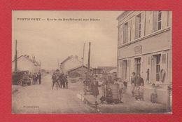 Pontgivart  / Route De Neufchatel Sur Aisne - France