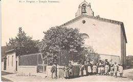 VERGEZE - Le Temple Protestant - Vergèze